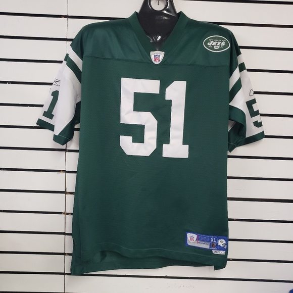Reebok Other - New York Jets Jonathan vilma Reebok Jersey